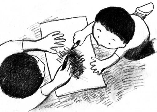 : 2歳児(かいじゅう)