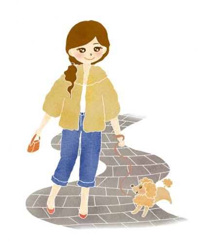 : お散歩♪