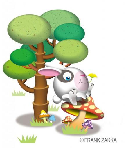 : ウサギ丸