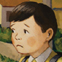 『「小学どうとく4 生きる力 心と心のあく手」挿絵』(さかきくみこ)