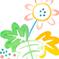 熱海市富士保育園webイラスト、デザイン