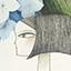 『花言葉』(かわいち ともこ)